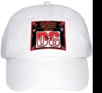 Stylish hats/caps featuring David Guitard AKA DG