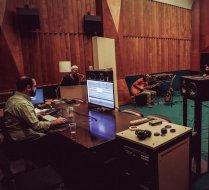 2nd album recording sessions @ Antart studios Athens,gr 2017