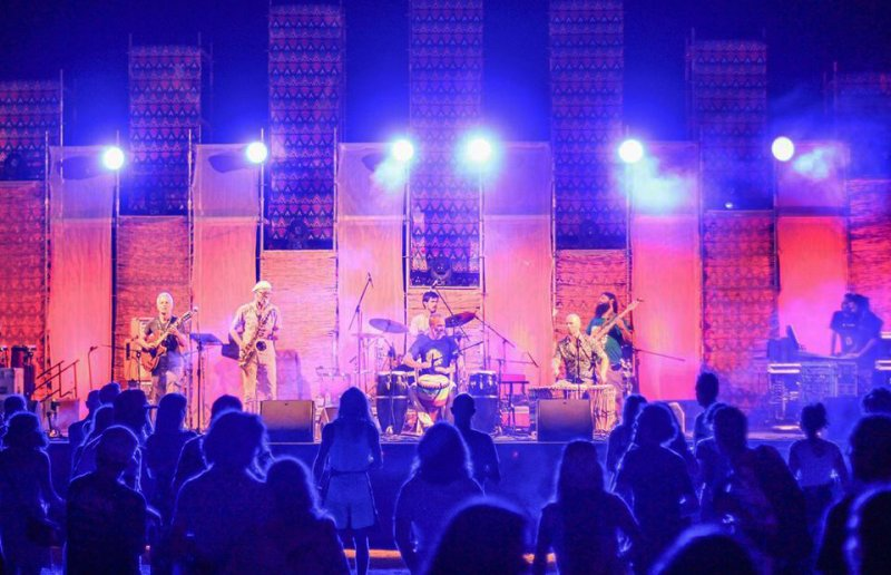 Afrodyssey Orchestra live @ Afrobanana festival Larnaka,CY 2018