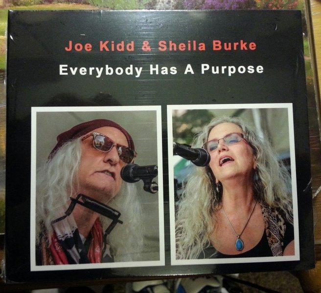 Joe Kidd & Sheila Burke