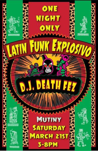 DJ Death Fez