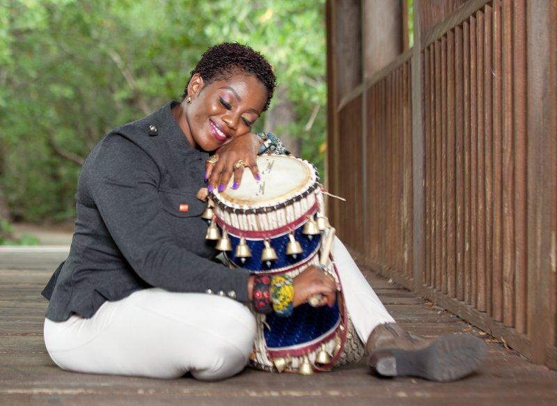 Ayanbinrin Mother Drum