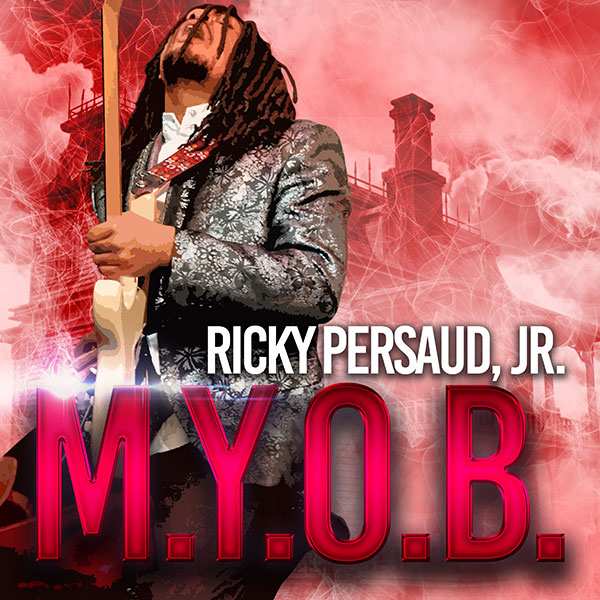 Album Promotion (Ricky Persaud, Jr.)