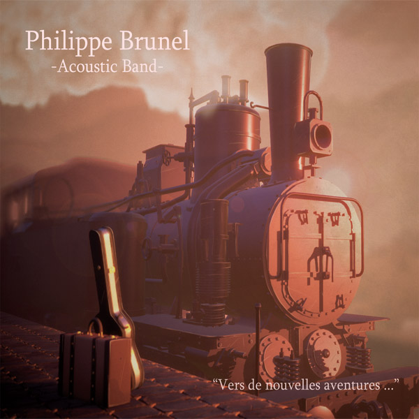 Album Promotion (Philippe Brunel Acoustic Band)